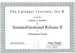 Сомато-эмоциональное освобождение 2